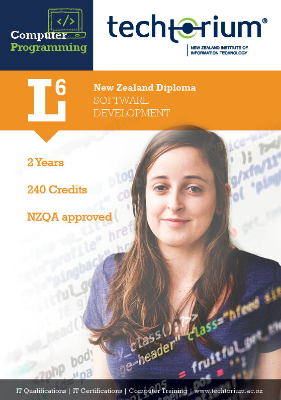 L6 New Zealand Diploma - Software Development