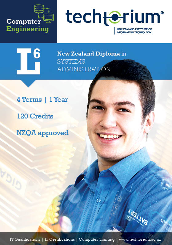 L6 New Zealand Diploma - Systems Administration