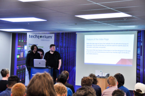 Capstone project Software students- Techtorium