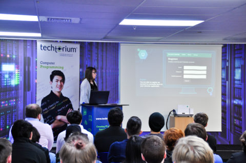 Capstone project Software students- Techtorium