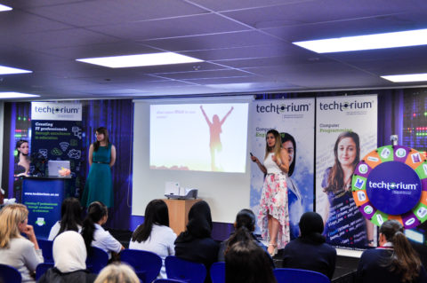 Techtorium Women in IT 2019