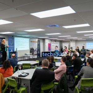 Auckland IT event
