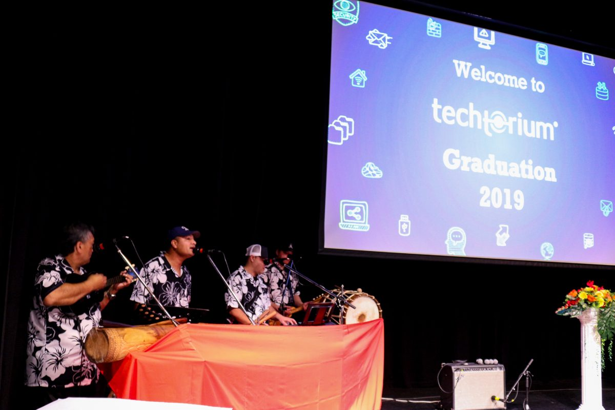 Techtorium graduation 2019
