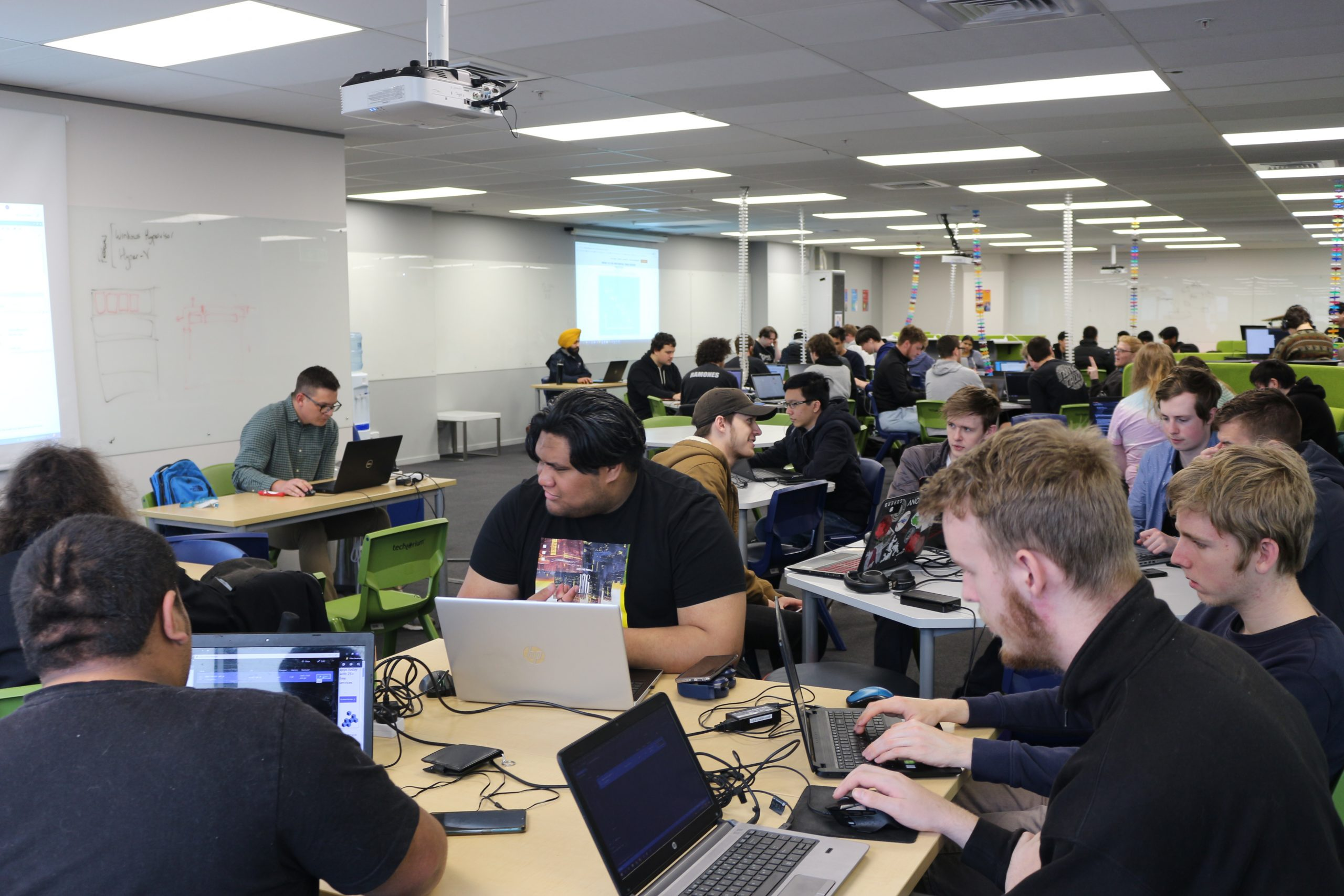 Innovative Learning Environment - Techtorium